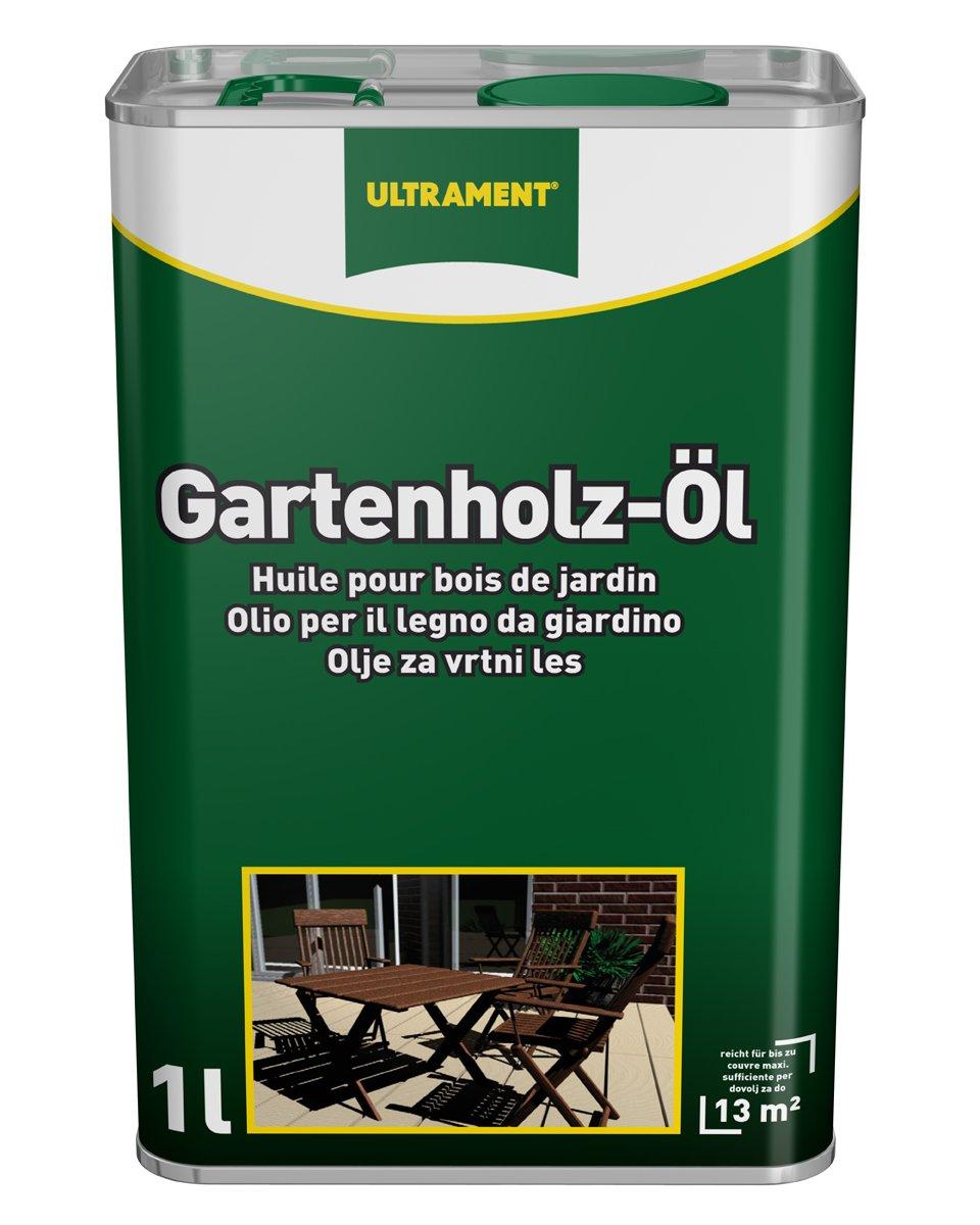 Ultrament Gartenholz-Öl