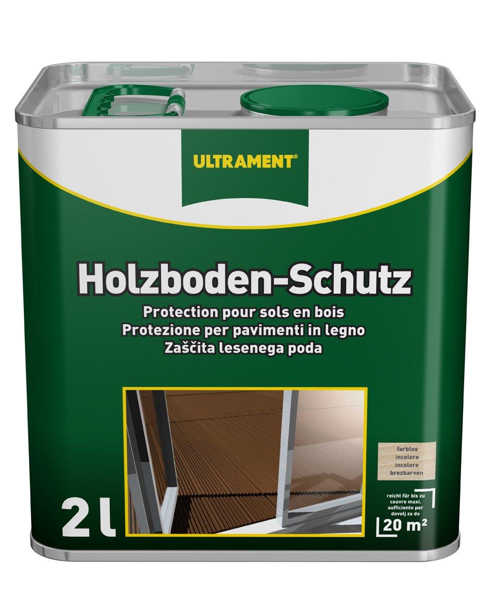 Ultrament Holzboden-Schutz