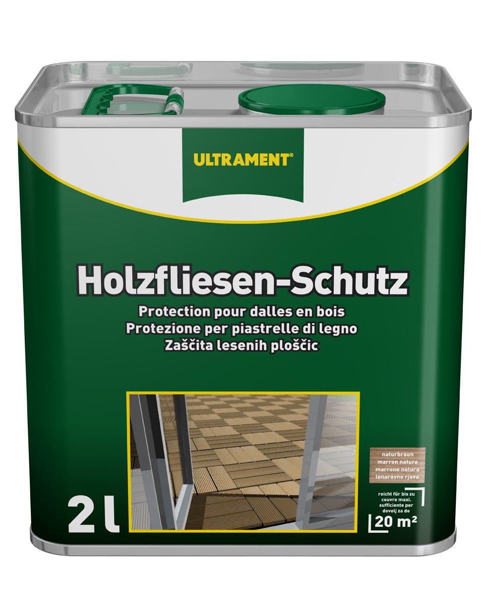 Ultrament Holzfliesen-Schutz