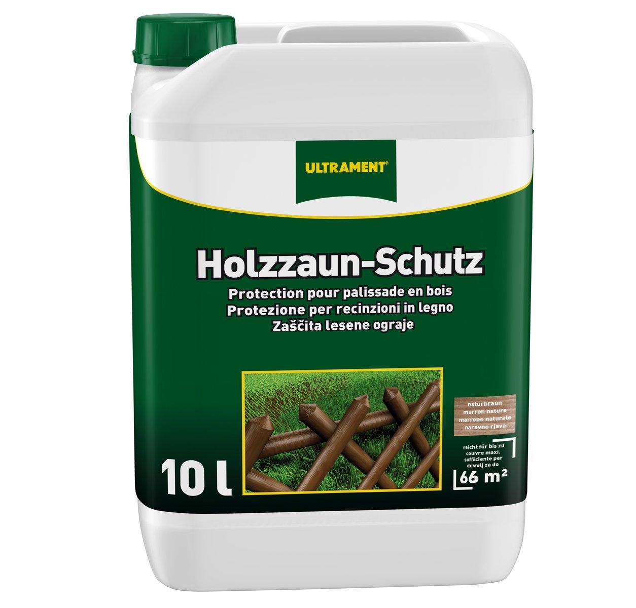 Ultrament Holzzaun-Schutz