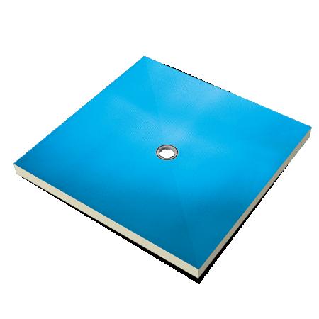 Ultrament Duschboard Zentralabfluss