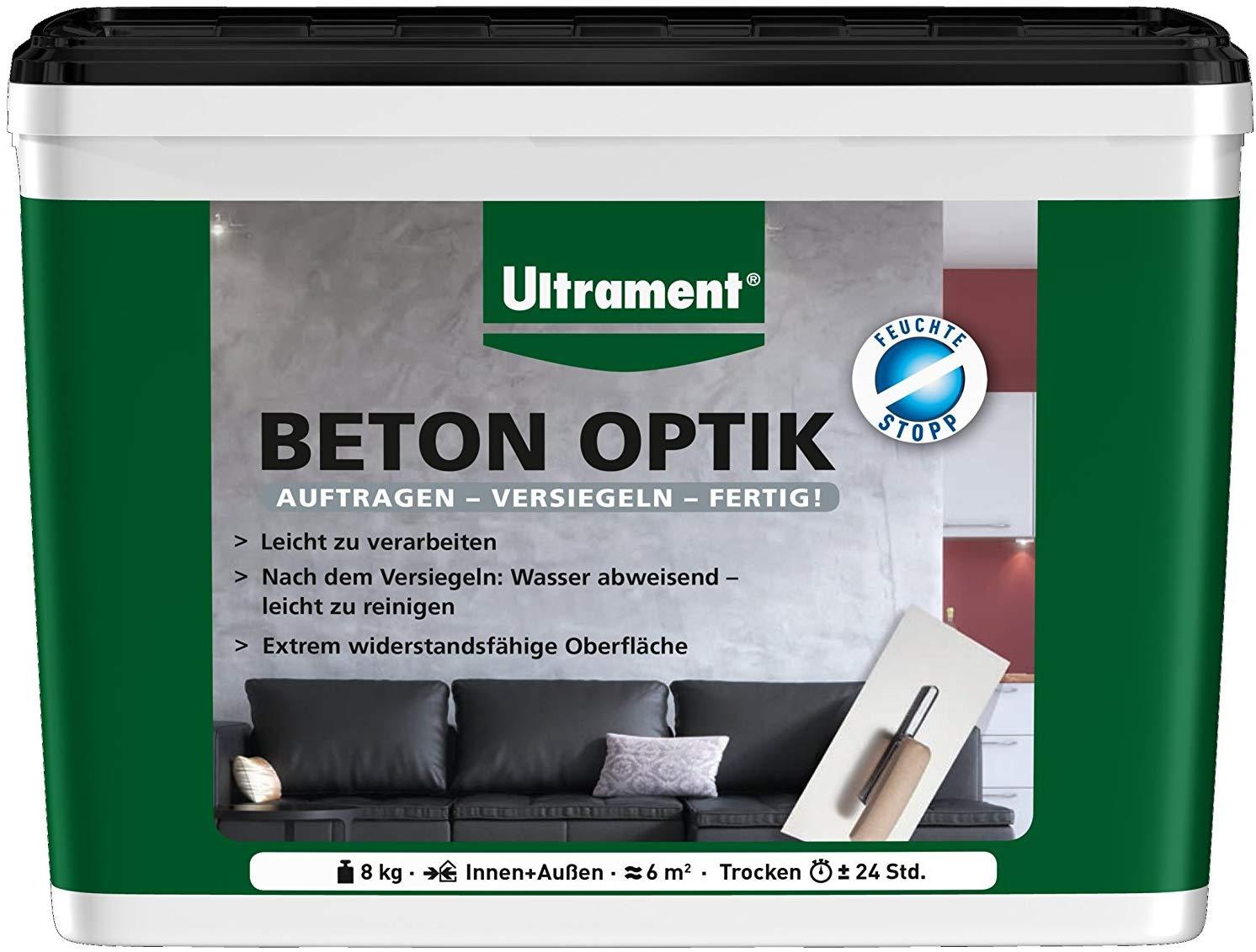 Ultrament Beton Optik