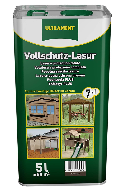 Ultrament Vollschutz-Lasur