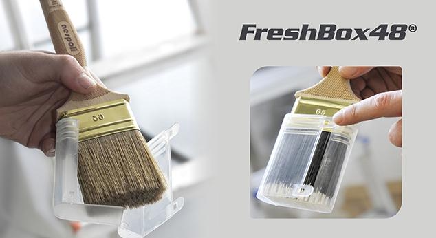 FreshBox48® – die clevere Pausenlösung